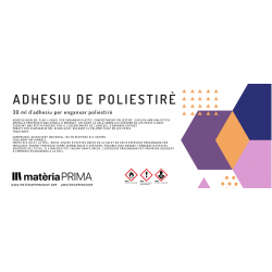 Adhesiu de Poliestirè (30 ml)