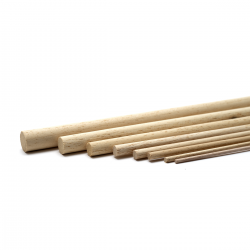 Wood Rods (Ramin)