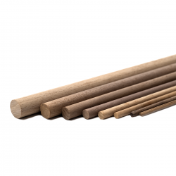 Wood Rods (Walnut)