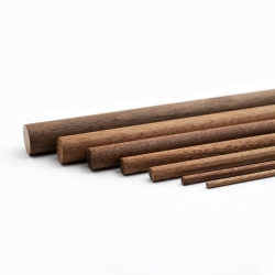 Wood Rods (Sapelly)