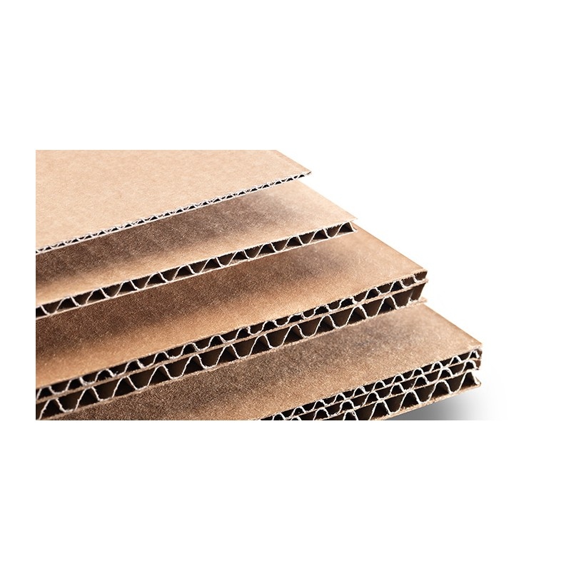 Corrugated Board , Double-sided