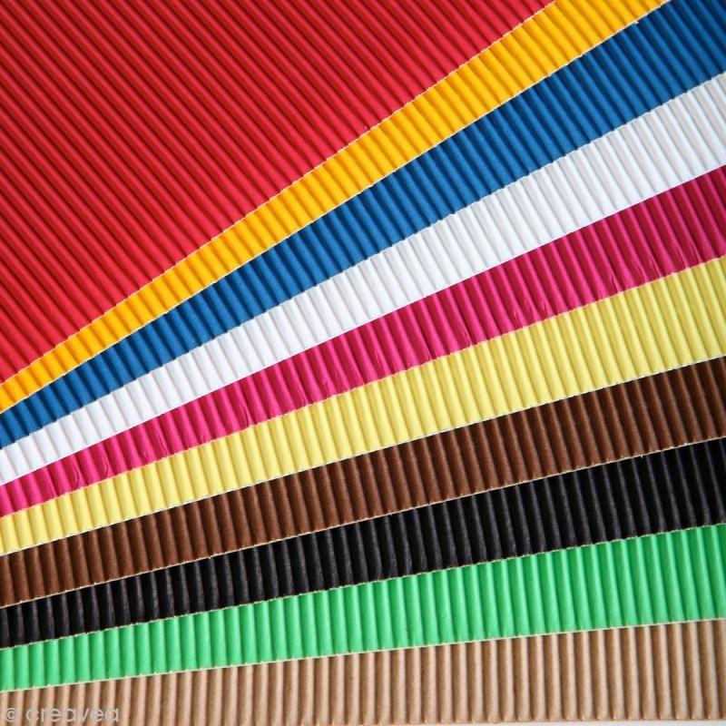 Corrugated Board, One-sided