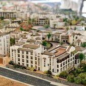 . ✏️Maqueta d'un hotel a les Canàries 📐1:250 . 🖌Maqueta de un hotel a las Canarias 📐1:250 . 🖍Scalemodel of a hotel in Canary Islands 📐1:250 . #scalemodel #maqueta #arquitectura #maquetas #hotel #canaryislands #maquette